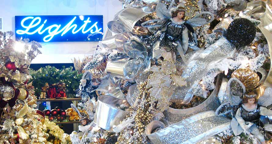 Come Check Out LA's Best Quality Artificial Christmas Trees!