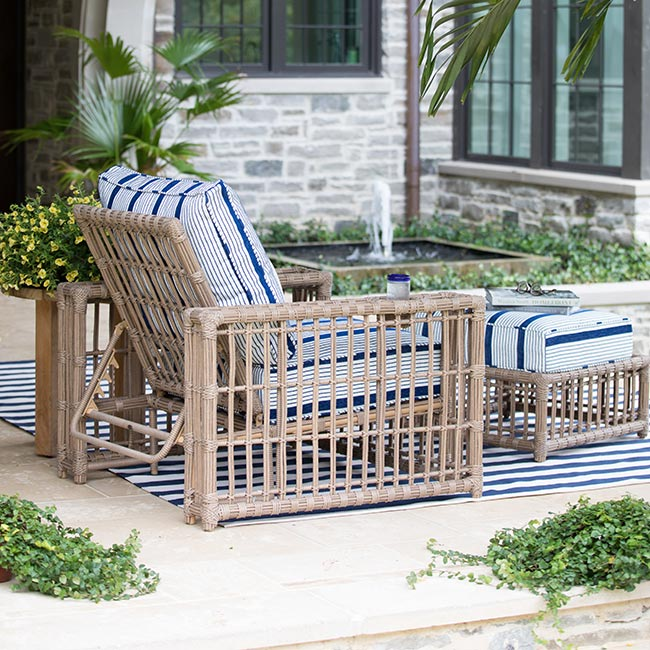 Luxury Patio Furniture That's As Durable As It Is Stylish!