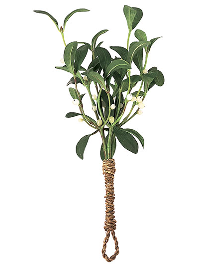 Aldik Home's Festive Christmas Stems - Mistletoe