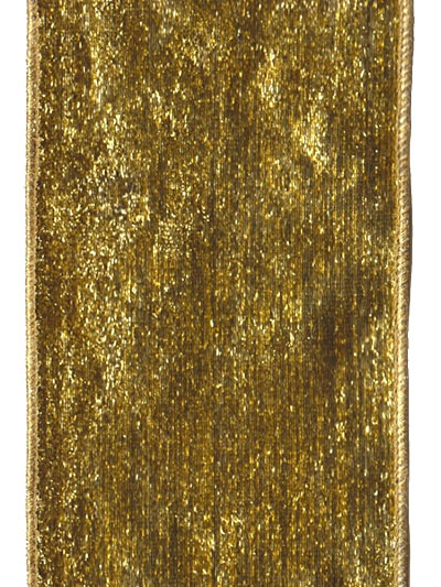 Aldik Home's Luxurious Ribbon - Metallic Velvet
