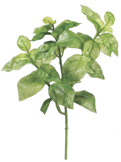 Aldik Home's Incredibly Realistic Silk Plants - Basil Bush