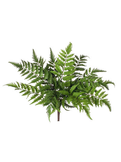 Aldik Home's Incredibly Realistic Silk Plants - Forest Fern