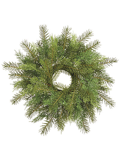 Aldik Home's Wonderful Wreaths & Garlands - Cedar Pine Wreath