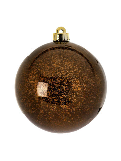 Aldik Home's Eclectic Christmas Ornaments - Shatterproof Mercury
