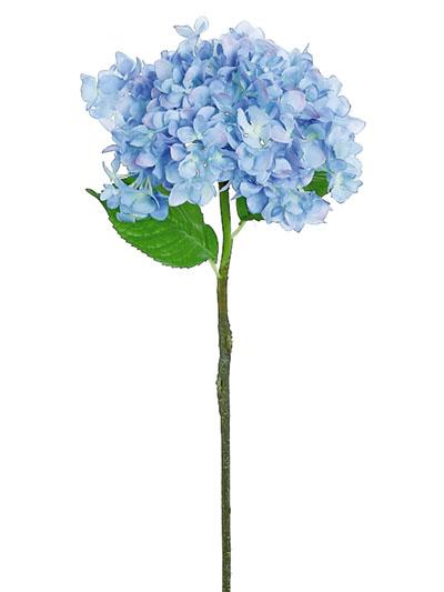 Silk flowers blue gallery flower decoration ideas silk flowers hydrangea grand 27 in blue aldik homes realistic silk flowers grand hydrangea mightylinksfo gallery mightylinksfo