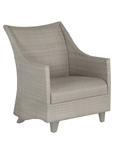 Aldik Home's Summer Classics Patio Furniture Floor Samples - Athena Plus Woven Spring Lounge