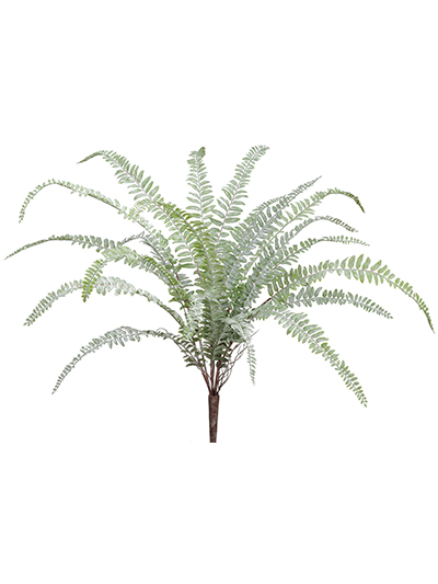 Aldik Home's Realistic Silk Plants - Woodland Fern