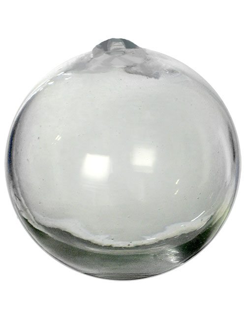 Aldik Home's Eclectic Home Decor and Accessories - Sphere Clear