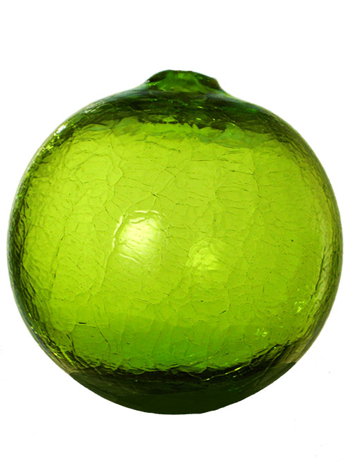 Aldik Home's Eclectic Home Decor and Accessories - Sphere Lime