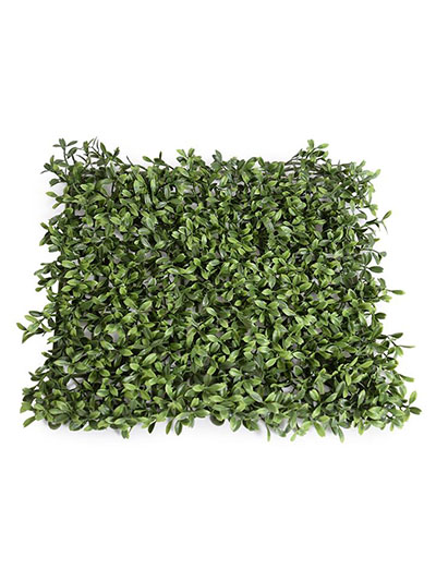 Aldik Home's Stunning Silk Plants - Boxwood Mat