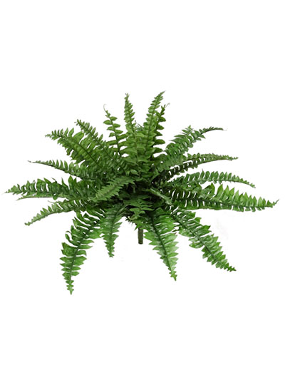 Aldik Home's Incredibly Realistic Silk Plants - Boston Fern