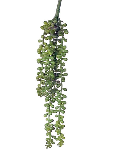 Aldik Home's Quality Artificial Succulents - Succulent Hanging Spray