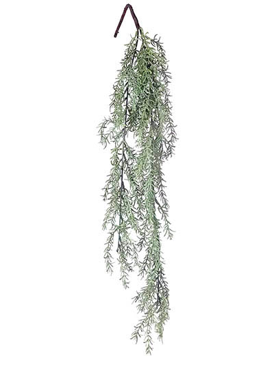 Aldik Home's Incredibly Realistic Silk Plants - Hanging Fern