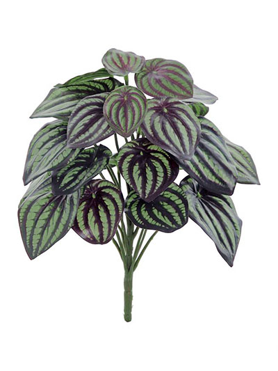 Aldik Home's Incredibly Realistic Silk Plants - Peperomia Bush