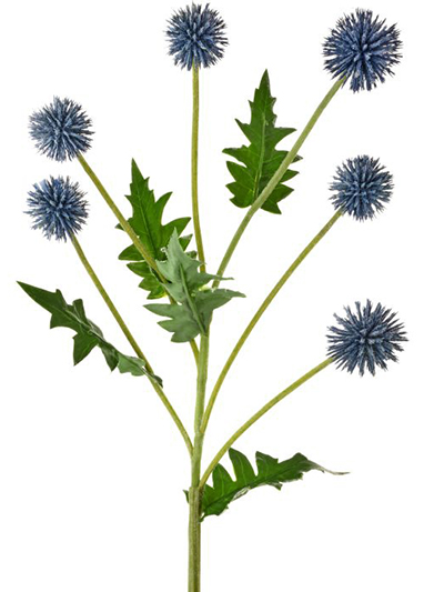 Aldik Home's Incredibly Realistic Silk Flowers - Echinops