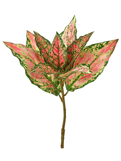 Aldik Home's Incredibly Realistic Silk Plants - Natural Touch Caladium