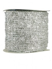Aldik Home's Luxurious Ribbon - Metallic Diamond