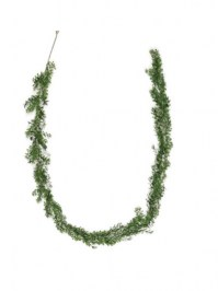 Aldik Home's Incredibly Realistic Silk Plants - Boxwood Garland