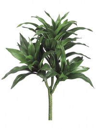 Aldik Home's Stunning Silk Plants - Dracaena Bush