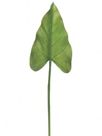 Aldik Home's Incredibly Realistic Silk Plants - Calla Lily Leaf