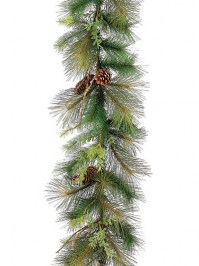 Aldik Home's Wonderful Wreaths & Garlands - Pine Cone Twig Garland