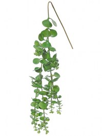 Aldik Home's Quality Artificial Succulents - Hanging Succulent