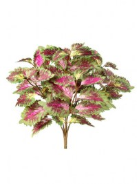 Aldik Home's Stunning Silk Plants - Coleus Bush