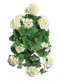 Aldik Home's Realistic Silk Flowers - Greanium Bush Vine