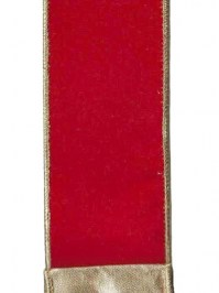 Aldik Home's Luxurious Ribbon - Red Velvet