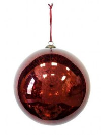 Aldik Home's Eclectic Christmas Ornaments - Mercury Orn