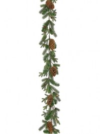 Aldik Home's Wonderful Wreaths & Garlands - Garland Mixed Spruce