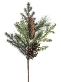 Aldik Home's Festive Christmas Stems - Pine Cone Stem