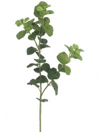 Aldik Home's Incredibly Realistic Silk Plants - Mint Stem