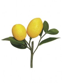 Aldik Home's Incredibly Realistic Silk Plants - Lemon Pick