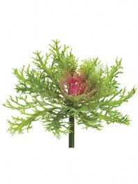 Aldik Home's Incredibly Realistic Silk Plants - Cabbage
