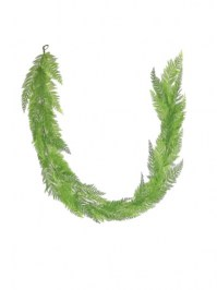 Aldik Home's Incredibly Realistic Silk Plants - Forest Fern Garland