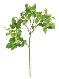 Aldik Home's Incredibly Realistic Silk Plants - Wild Rose Foliage