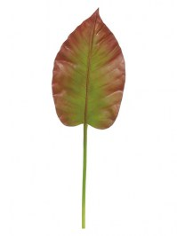 Aldik Home's Realistic Silk Plants - Philo Leaf