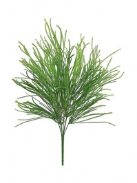 Aldik Home's Realistic Silk Plants - Long Blade Grass Bush