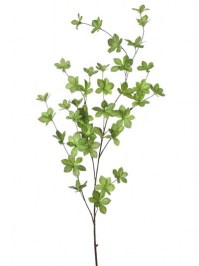 Aldik Home's Incredibly Realistic Silk Plants - Star Leaf Stem