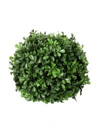 Aldik Home's Incredibly Realistic Silk Plants - Boxwood Ball