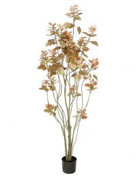 Aldik Home's Incredibly Realistic Silk Plants - Redbud Tree