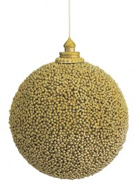 Aldik Home's Eclectic Christmas Ornaments - Ball