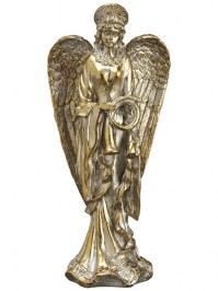 Aldik Home's Festive Christmas Decor - Angel Candle Holder