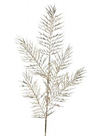 Aldik Home's Festive Christmas Stems - Dragon Fern