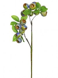 Aldik Home's Realistic Silk Flowers - Berry Pick