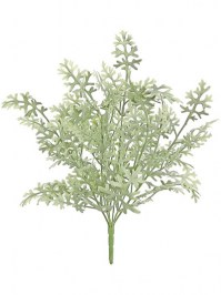 Aldik Home's Incredibly Realistic Silk Plants - Dusty Miller