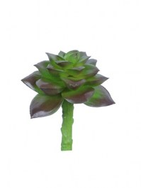 Aldik Home's Quality Artificial Succulents - Lotus Succulent