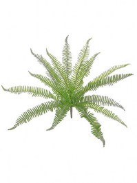 Aldik Home's Realistic Silk Plants - Mountain Fern Bush