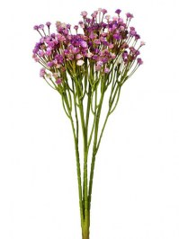 Aldik Home's Realistic Silk Flowers - Gypsophilia Bush